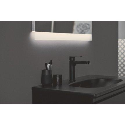 Lavoar Ideal Standard Tesi 62x45cm, montare pe mobilier, negru mat
