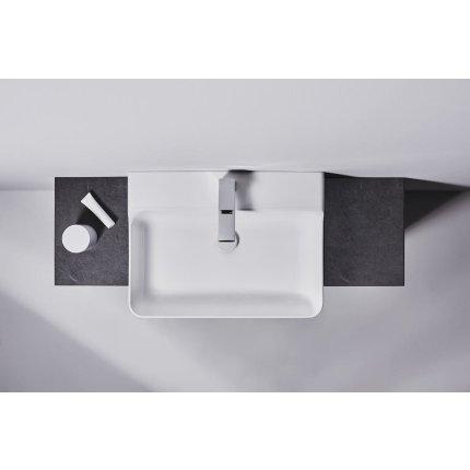 Lavoar Ideal Standard Conca 60cm, montare pe mobilier, finisaj suplimentar spate