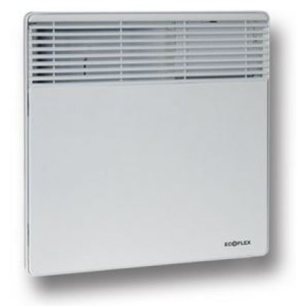 Convector electric Ecoflex TAC 10 1000W, termostat electronic