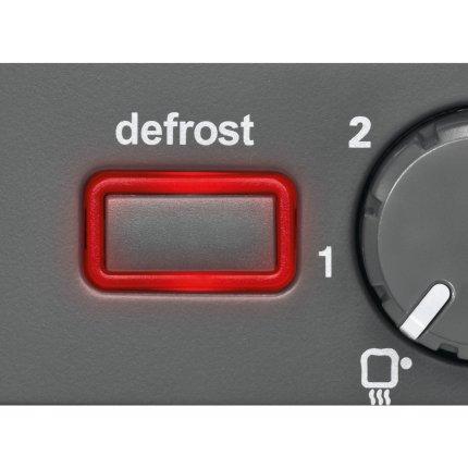 Prajitor de paine Bosch TAT6A111 ComfortLine compact, suport chifle, sertar firimituri, alb-gri inchis