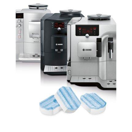 Set 3 tablete Bosch TCZ8002 2-in-1 pentru decalcifierea espressoarelor