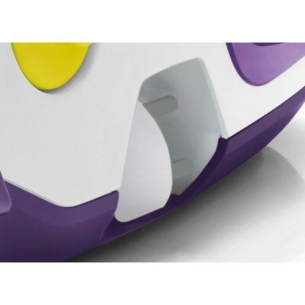 Statie de calcat Bosch TDS8080 Serie 8 ProHygienic, VarioComfort, program AntiShine, violet