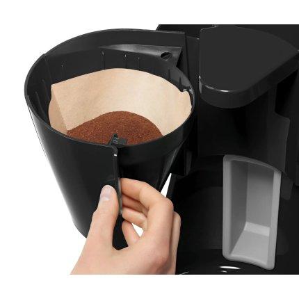 Cafetiera Bosch TKA3A033 CompactClass Extra Black