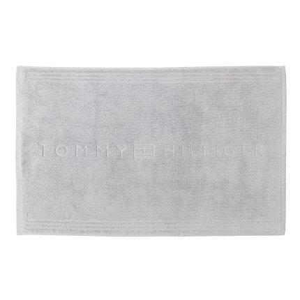 Covor de baie Tommy Hilfiger Plain 2 50x80cm, Silver