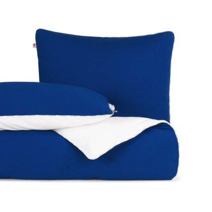 Cearceaf pentru pilota Tommy Jeans TJ Soft 140x200cm, albastru