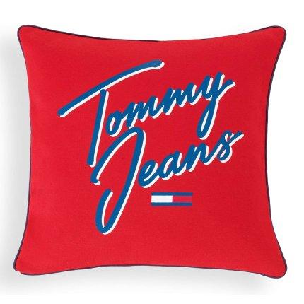 Perna decorativa Tommy Jeans TJ Soft 40x40cm, rosu