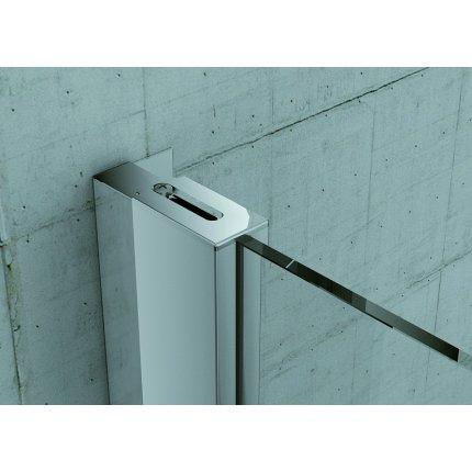 Usa batanta din 2 piese Sanswis Top-Line, sticla securizata 5 mm