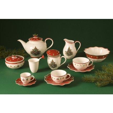 Vas servire ceai Villeroy & Boch Toy's Delight 1.5 litri