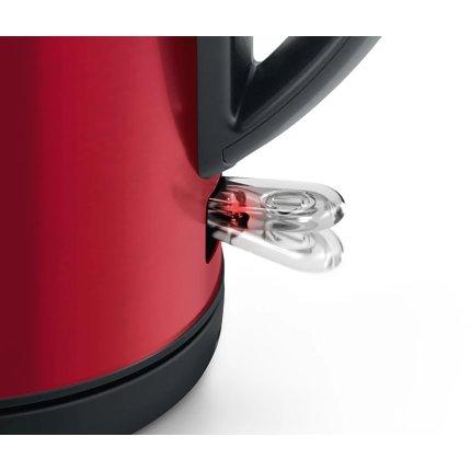 Fierbator Bosch TWK3P424 Design Line, 1.7 litri, rosu