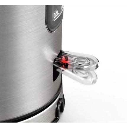 Fierbator Bosch TWK5P480 Design Line, 1.7 litri, inox