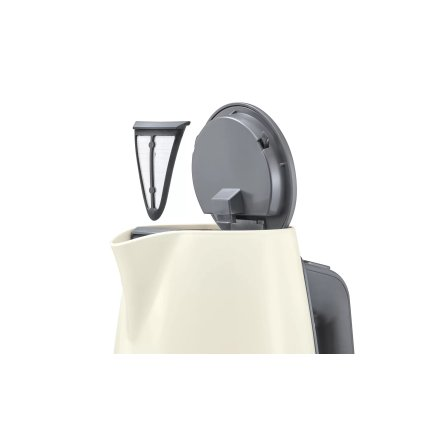 Fierbator Bosch TWK6A017 ComfortLine, 1.7 litri, bej