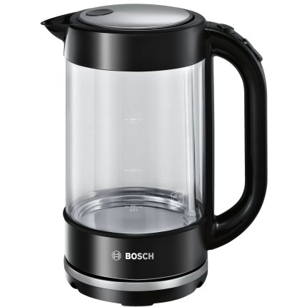 Fierbator Bosch TWK70B03 1.7 litri, negru
