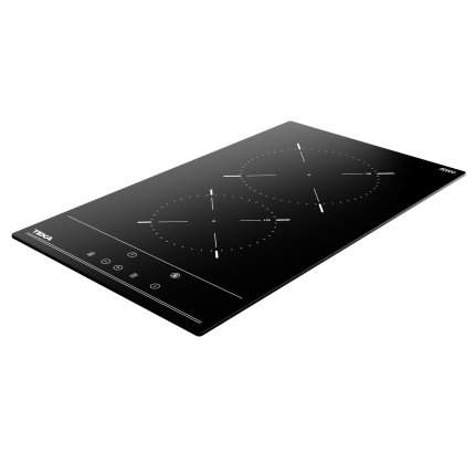 Plita vitroceramica incorporabila Teka TZC 32320 TTC BK Domino, doua zone, 30cm, negru