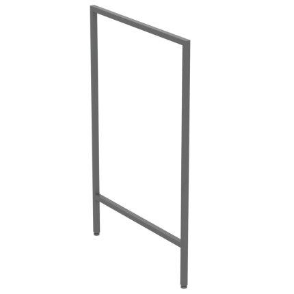 Cadru picior pentru rama de sustinere Ideal Standard Adapto 46.5x72cm