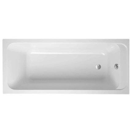 Cada rectangulara Villeroy & Boch Architectura Solo 170x70cm, acril, alb alpin
