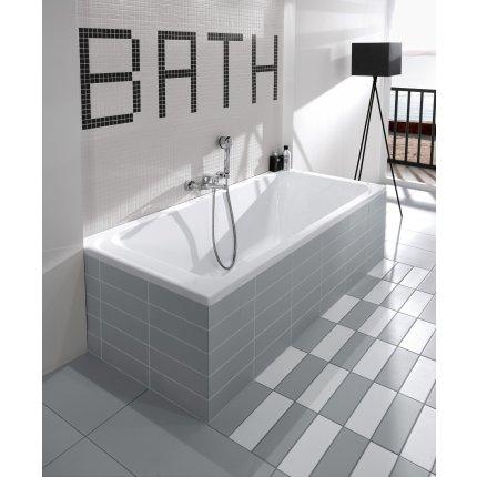 Cada rectangulara Villeroy & Boch Architectura Duo 180x80cm, acril, alb alpin