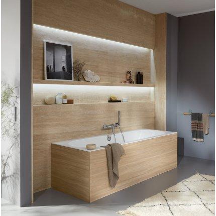 Cada baie rectangulara incastrabila Villeroy & Boch Oberon 2.0 180x80cm, compozit