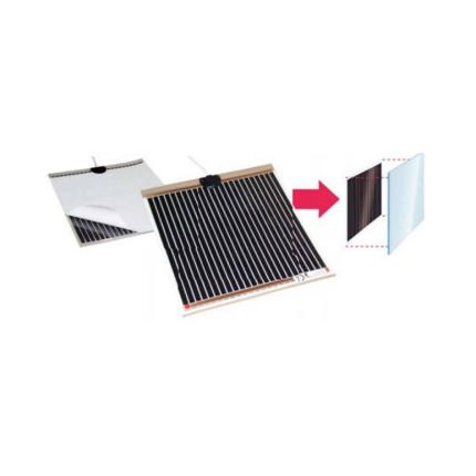 Folie dezaburire oglinzi Ecofilm MHF 25 274x574mm