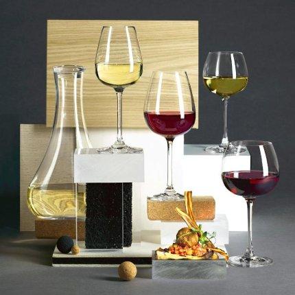Pahar vin alb Villeroy & Boch Purismo Wine Goblet 218mm, 0,40 litri
