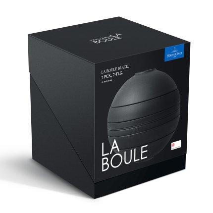 Set servire Villeroy & Boch Iconic La Boule Black
