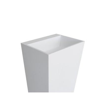 Lavoar pe pardoseala Besco Vera 40x50x85 cm
