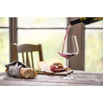 Set 2 pahare vin rosu Zwiesel Glas Vervino Bordeaux 742ml