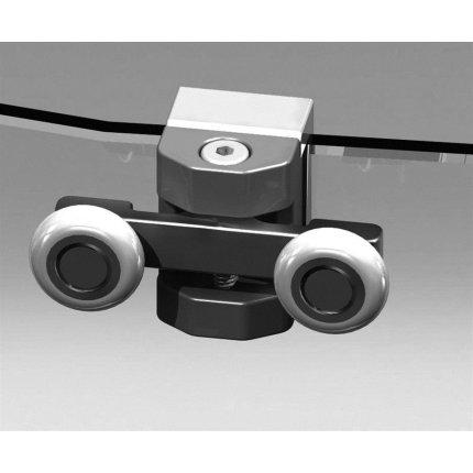 Perete lateral fix cada Radaway Vesta S 75cm pentru montaj cu paravan Vesta