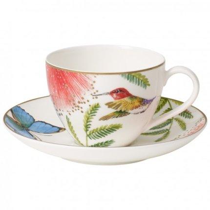 Ceasca si farfuriuta cafea Villeroy & Boch Amazonia Anmut