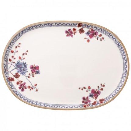 Platou oval peste Villeroy & Boch Artesano Provencal Lavendel 43x30cm