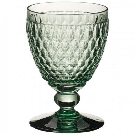 Pahar apa Villeroy & Boch Boston Goblet verde 144mm, 0,40 litri