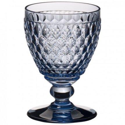 Pahar vin alb Villeroy & Boch Boston Coloured albastru, 120mm, 0.23 litri