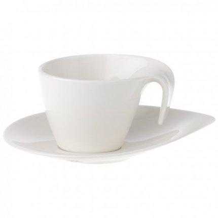 Ceasca si farfuriuta espresso Villeroy & Boch Flow 0.10 litri