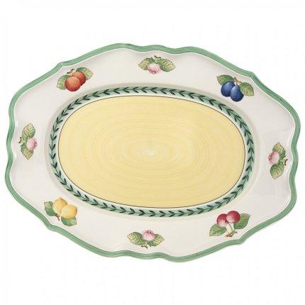 Platou oval Villeroy & Boch French Garden Fleurence 44 cm