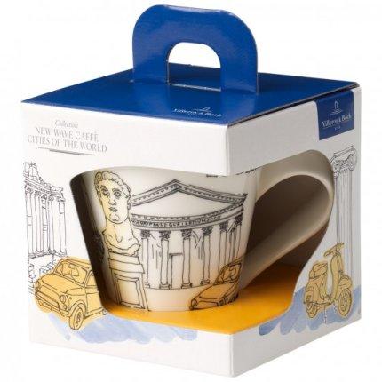 Cana Villeroy & Boch NewWave Caffe Rome giftbox 0.30 litri