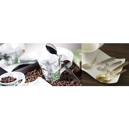 Platou mediu Villeroy & Boch NewWave Caffe Party 20x14cm