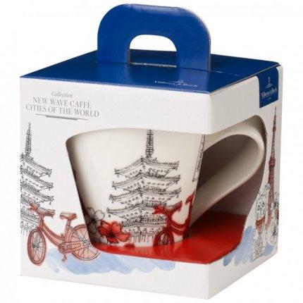 Cana Villeroy & Boch NewWave Caffe Tokyo giftbox 0.30 litri