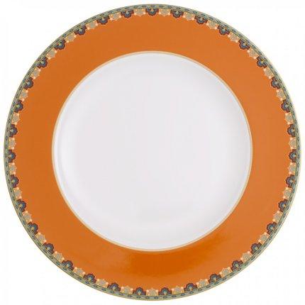 Farfurie plata Villeroy & Boch Samarkand Mandarin 27cm
