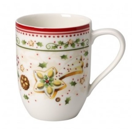 Cana cafea Villeroy & Boch Winter Bakery Delight Falling Star 0.37 litri