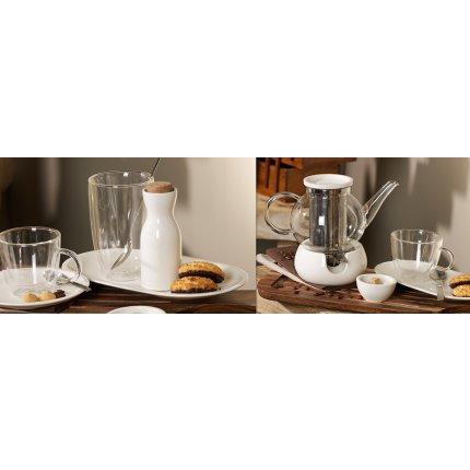 Set 2 pahare cafea Villeroy & Boch Artesano Hot Beverages Tumbler XL 140mm
