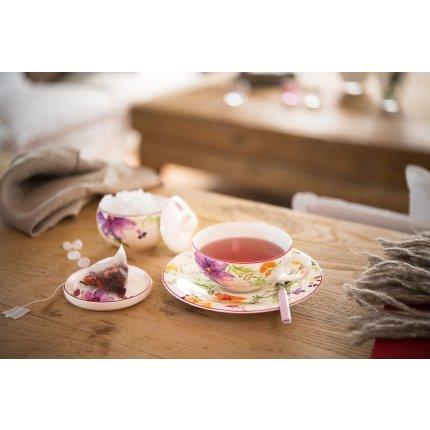 Tavita pentru pliculete ceai Villeroy & Boch Mariefleur Tea