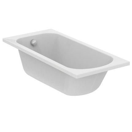 Cada baie rectangulara Ideal Standard Simplicity 160x70cm, acril