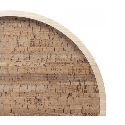 Tava lemn frasin LSA International Ivalo 40cm