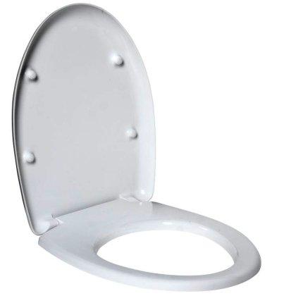 Capac WC Vidima SevaDuo pentru vas suspendat, alb