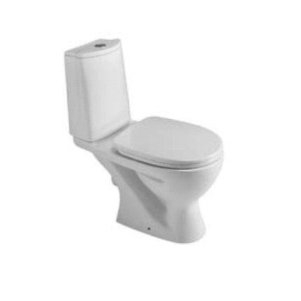Set complet vas WC Ideal Standard Oceane cu rezervor si capac, functie de bideu