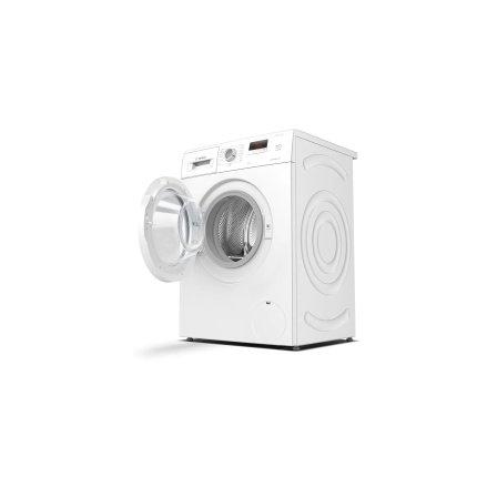 Masina de spalat rufe Bosch WAJ24061BY Serie 2, 8kg, 1200rpm, EcoSilence Drive, clasa A+++, alb