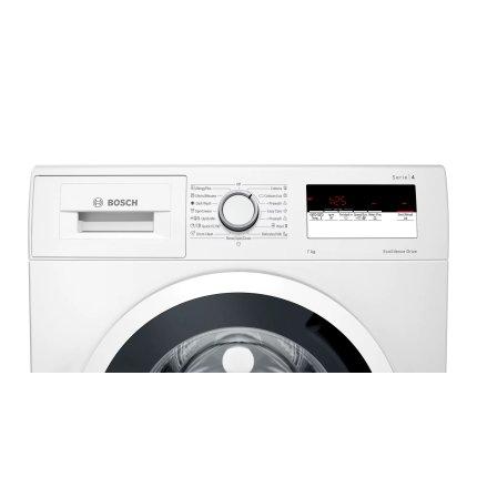 Masina de spalat rufe Bosch WAN28161BY Serie 4, 7kg, 1400rpm, EcoSilence Drive, clasa A+++, alb