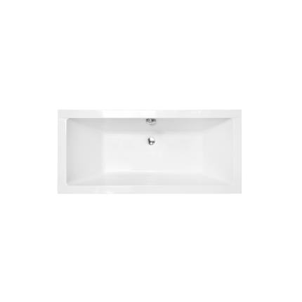 Cada baie rectangulara Besco Quadro 190x90cm, acril