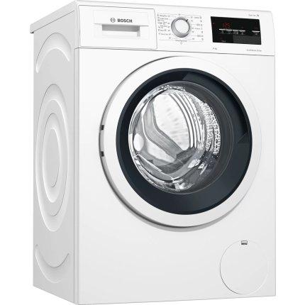 Masina de spalat rufe Bosch WAT24361BY Serie 6, 8kg, 1200rpm, EcoSilence Drive, clasa A+++, alb