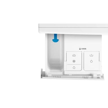 Masina de spalat rufe Bosch WAX32EH0EU HomeProfessional, 10kg, 1600rpm, i-DOS, Home Connect, EcoSilence Drive, clasa A+++, alb