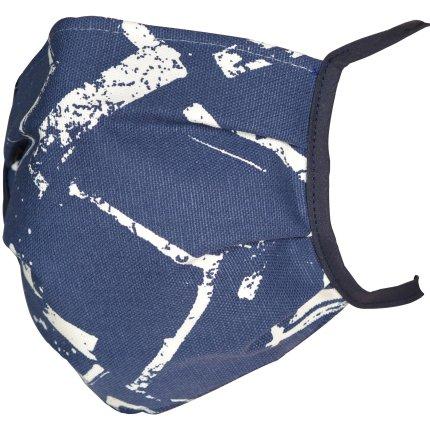 Masca de protectie Sander Flow 1, bumbac, albastru navy